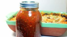 Inspired By eRecipeCards: CANNING Fresh Tomato Meat Ragu Sauce - Small Batch Canning