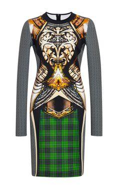 Magic Armor Dress by Clover Canyon - Moda Operandi