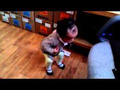 Babies dancing Psy Gentleman Compilation
