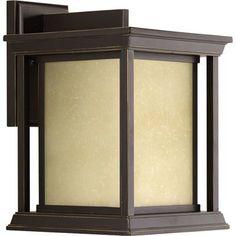 Progress Lighting Endcott 1 Light Outdoor Wall Lantern Size: 1
