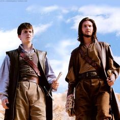 The Chronicles of Narnia: The Voyage of the Dawn Treader / King Edmund and Prince Caspian X