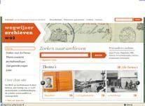 Nationale WO2-collectie Wegwijzer-Archieven