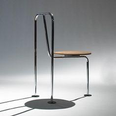 265: Shiro Kuramata / Three-Legged Chair < December Design Series, 03 December 2006 < Auctions | Wright