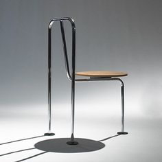 265: Shiro Kuramata / Three-Legged Chair < December Design Series, 03 December 2006 < Auctions | Wright