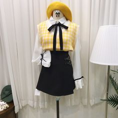 Ulzzang Fashion, Harajuku Fashion, Kawaii Fashion, Lolita Fashion, Cute Fashion, Girl Fashion, Fashion Outfits, Fashion Design, Ddlg Outfits