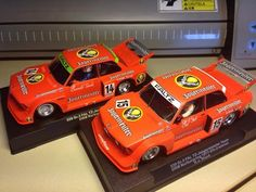 Racer Slot Cars: First sample bmw 320 sw41A and sw41B.