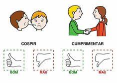 Assertiveness, Social Stories, Activities For Kids, Comics, Blog, Dresses, Early Education, Social Behavior, Autism