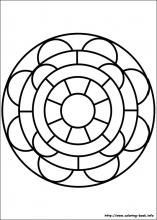 mosaic designs circular - Google Search