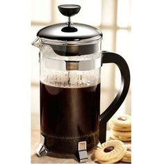 Primula Classic Coffee Press 8 cup  Chrome * Want additional info? Click on the image.  This link participates in Amazon Service LLC Associates Program, a program designed to let participant earn advertising fees by advertising and linking to Amazon.com.