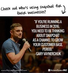 If You're using Snap Chat for Business Then You Need to check out this FREE training..  FREE BONUS: 29 Page PDF and 89 Minute Tutorial on Next Page  Sizzling Snapchat Training: Snapchat Secrets Guaranteed to Build Your Audience, Get More Customers, and Grow YOUR Business  http://jshelly135.mysnapsecrets.com/