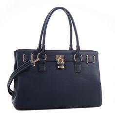 Emperia's Dina Concealed Carry Lock Satchel is a perfect way to conceal your weapon elegantly.