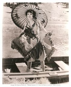 """Clara Bow in ""Mantrap"" (1926.) """