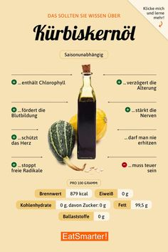 Gesundheit Pumpkin Seed Oil vitamins You Ought to Know About Pumpkin Seed Oil Diet And Nutrition, Arbonne Nutrition, Holistic Nutrition, Proper Nutrition, Nutrition Guide, Nutrition Information, Nutrition Websites, Complete Nutrition, Avocado Nutrition