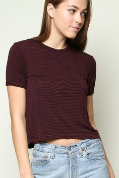 Brandy ♥ Melville | Nadine Top - Clothing Why are they so expensive ??!!