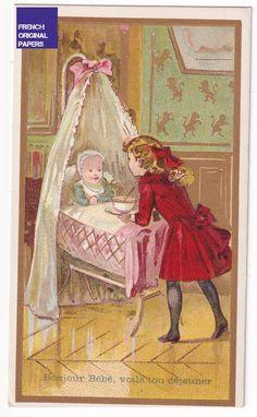 Freda bébé Lit Lit bébé adapté au poupées famille FREDA changement vêtements