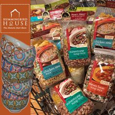 What is the forecast for soup? Sun, clouds, rain or snow, any day is a good day for soup in a beautiful Belgium Chehoma Bowl From Hummingbird House Sedona. Find a shopping cart of soup mixes in the happy pantry section at Hummingbird House. Homemade in minutes! Frontier Soups offers aspiring and accomplished home cooks a shortcut to healthy, homemade meals with soups, stews, chili and chowders inspired by the finest traditions in American regional cuisine.