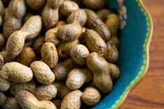 TRADITIONAL SOUTHERN HOT BOILED PEANUTS Raw peanuts boiled in salt water for a salty, shell-shucking-worthy snack. (Your basic recipe - for those who need a quick recipe for boiled peanuts. I added a little cajun seasoning.