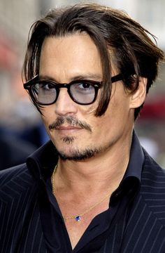 Johnny, you know I have always loved you with short hair.