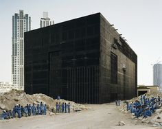 Water cooling plant, Dubai, 2009 | Flickr - Photo Sharing!