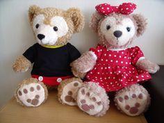 Duffy et Shellie May dans des tenues cousues à la main