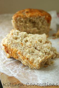 Banana Bread:1 (15.25 ounce) package butter pecan cake mix   1 ¾ cups mashed ripe bananas (approximately 5 bananas)
