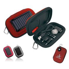 Solar Charger Pack