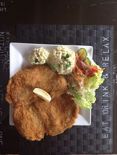 King schnitzel ! Awesome!soooo delicious !!!
