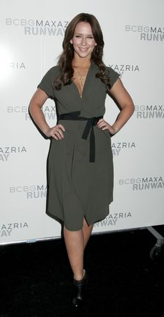 Celebs at the BCBG Max Azria show