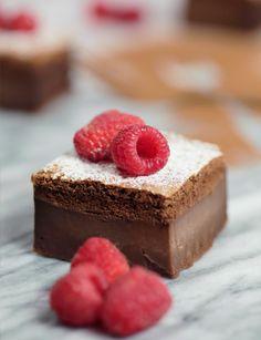 Magic Chocolate Cake