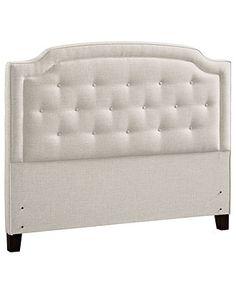 Malinda California King Headboard - Bedroom Furniture - furniture - Macy's
