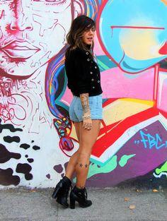 Mistureba Chic : ♥ LOOKS