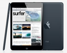 iPad mini (2012) Black