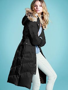 Noize® Women's Quilted Parka | Buyer's Best Buy | Pinterest ...