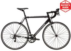 Cannondale CAAD8 7 Sora  When a bike that costs as much as a quality used car is amazing, we're not surprised. It better be amazing. Finding...