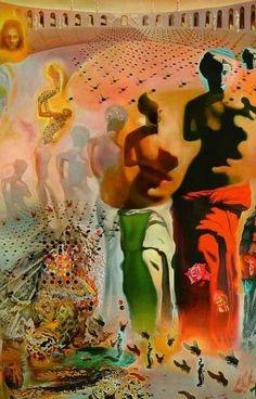 Salvador Dali Hallucinogenic Toreador Poster 11x17 – BananaRoad