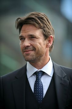Dougray Scott  - Scotland.  Dear God what a fine man!