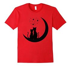 Mens Cats Love With Moon T-Shirt 2XL Red Cats Gift T-Shirts https://www.amazon.com/dp/B072VFWVWC/ref=cm_sw_r_pi_dp_x_KAwwzb55CKV37