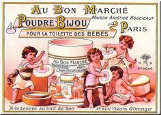 vintage french can label - Google Search