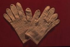 Herrenhandschuhe Naturhistorisches Museum der Bürgergemeinde Bern