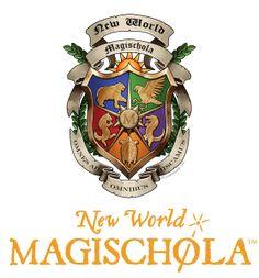 New World Magischola