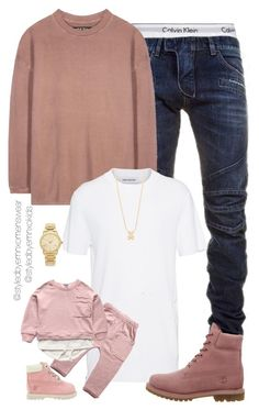 """Untitled #1308"" by efiaeemnxo ❤ liked on Polyvore featuring Calvin Klein Underwear, Balmain, adidas Originals, Neil Barrett, Timberland, Ariel Gordon, Michael Kors, men's fashion and menswear"