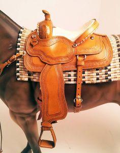 Rachel Fail Model Horse Tack on Facebook