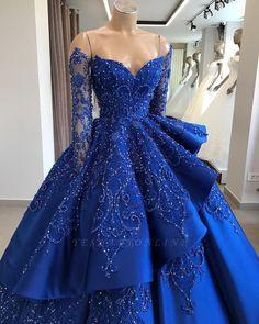 Royal Blue Satin Strapless Long Sleeve Beaded V Neck Prom Dress V-neck Prom Dresses Blue Prom Dresses V-Neck Prom Dresses Long Sleeves Prom Dresses Prom Dress Prom Dresses 2019 Royal Blue Prom Dresses, Strapless Prom Dresses, Cute Prom Dresses, Prom Dresses Long With Sleeves, Quince Dresses, Prom Dresses With Sleeves, Ball Gown Dresses, Elegant Dresses, Pretty Dresses