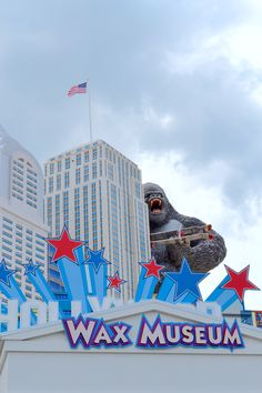 Hollywood Wax Museum - A wonderful attraction in Pigeon Forge!