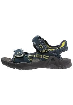 11142b494340dd Walking sandals - blu verde - Zalando.co.uk