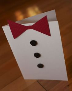 Carte de fte des pres - la Doctor Who (Fathers Day Card - Doctor Who Inspiration) Bow Ties are Cool Fathers Day Art, Fathers Day Crafts, Christmas Paper, Christmas Crafts For Kids, Bible Crafts, Paper Crafts, Papa Tag, Great Father's Day Gifts, Father's Day Diy