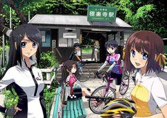 Download Anime Minami Kamakura Koukou Joshi Jitensha-bu Subtitle Indonesia Batch - http://drivenime.com/minami-kamakura-koukou-joshi-jitensha-bu-subtitle-indonesia-batch/   Genres: #School, #Shounen, #Sports   Sinopsis Minami Kamakura Koukou Joshi Jitensha-bu: Maiharu Hiromi yang telah pindah dari Nagasaki ke Kamakura, sebuah kota tanpa apa-apa selain bukit. Dia menuju ke sekolah dengan menggunakan sepedanya, ia bersemangat tentang kehidupan barunya di Kamakura dan hari
