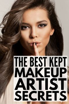 From foundation and contouring, to step-by-step eyeshadow application, to hiding acne scars and dark circles, this collection of makeup artist secrets includes fabulous tutorials to teach you how to apply makeup properly. Perfect for beginners as well as more seasoned beauticians, these beauty tricks will teach you so many great beauty tricks and tips to help you look and feel your best every single day.