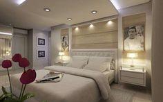 Resultado de imagem para camas de casal modernas
