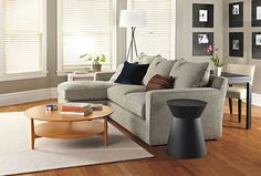 Orson Sofas with Chaise - Sectionals - Living - Room & Board